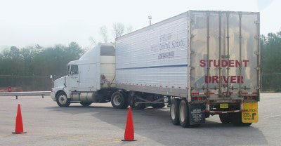 CDL Student Driver